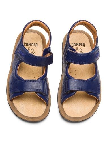 Camper Bicho Kids Sandalet Lacivert
